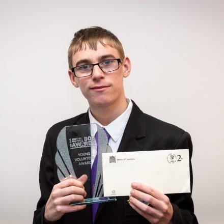 Jack wins Best of Bilston Award