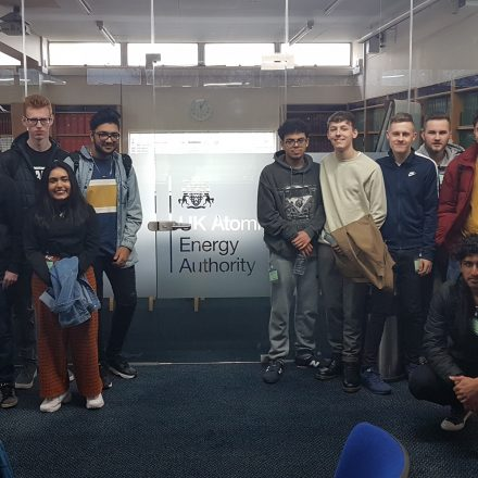 Science trip to Culham Science Centre