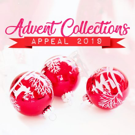 Advent Collections Appeal 2019