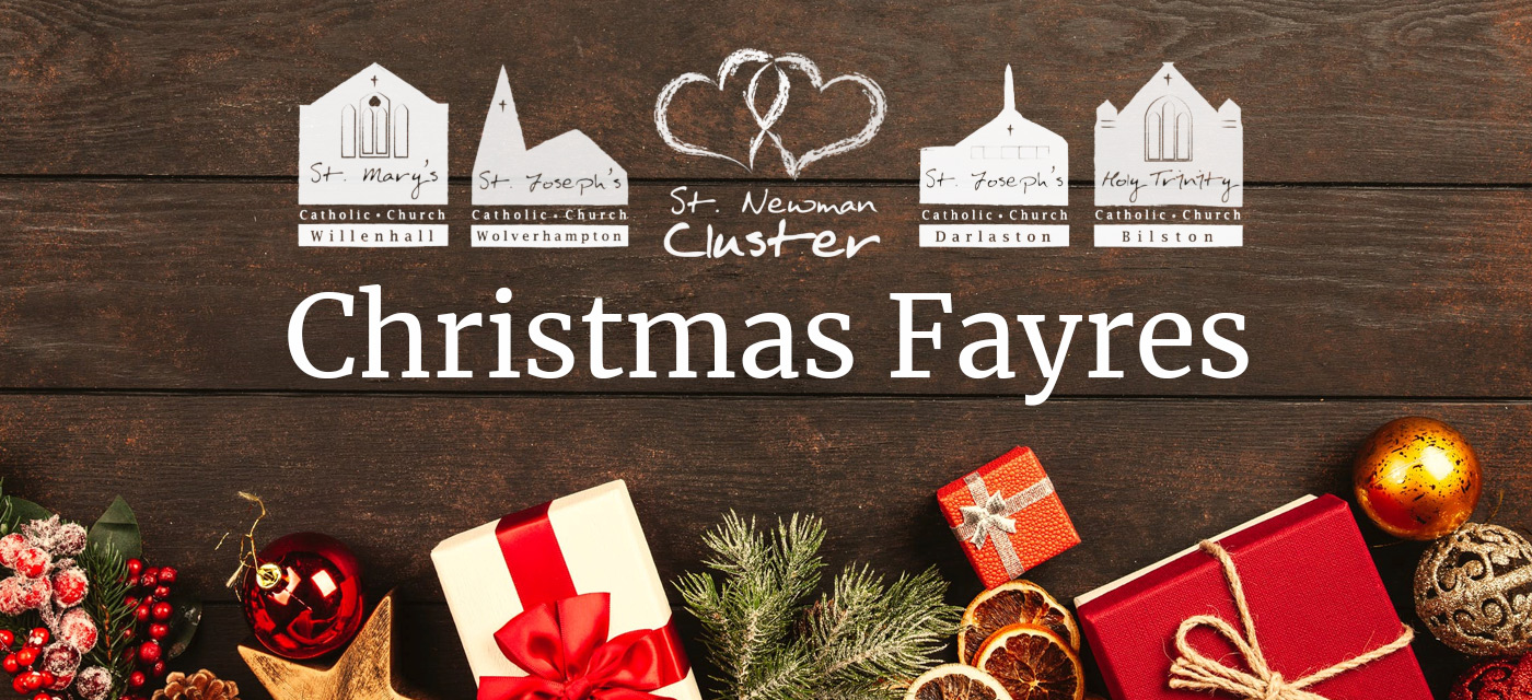 St Newman Cluster's Christmas Fayres