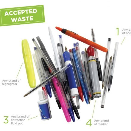 Terracycle – Writing Instruments Recycling