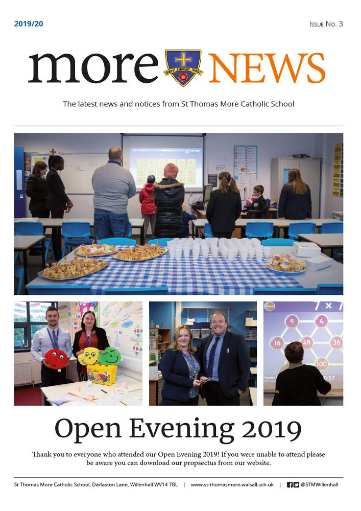 More News 2019/20 - Issue 3