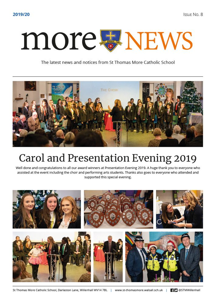 More News 2019/20 - Issue 08