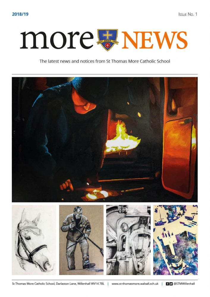 More News 2018/19 - Issue 01