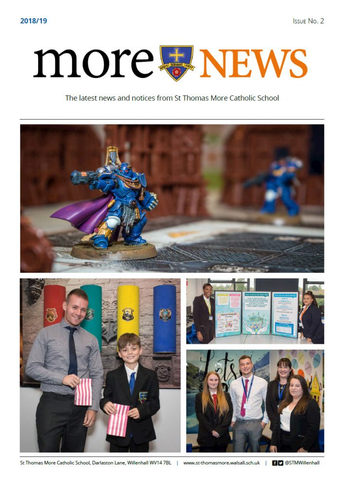 More News 2018/19 - Issue 02
