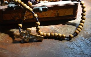 The Rosary and how to use Rosary Beads