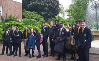 Languages in Higher Education Sixth Form College