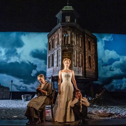'An Inspector Calls'- Nottingham Theatre Royal