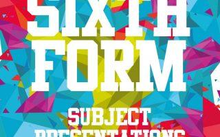 Sixth Form Subject Presentations