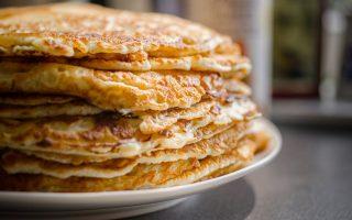 Pancake challenge