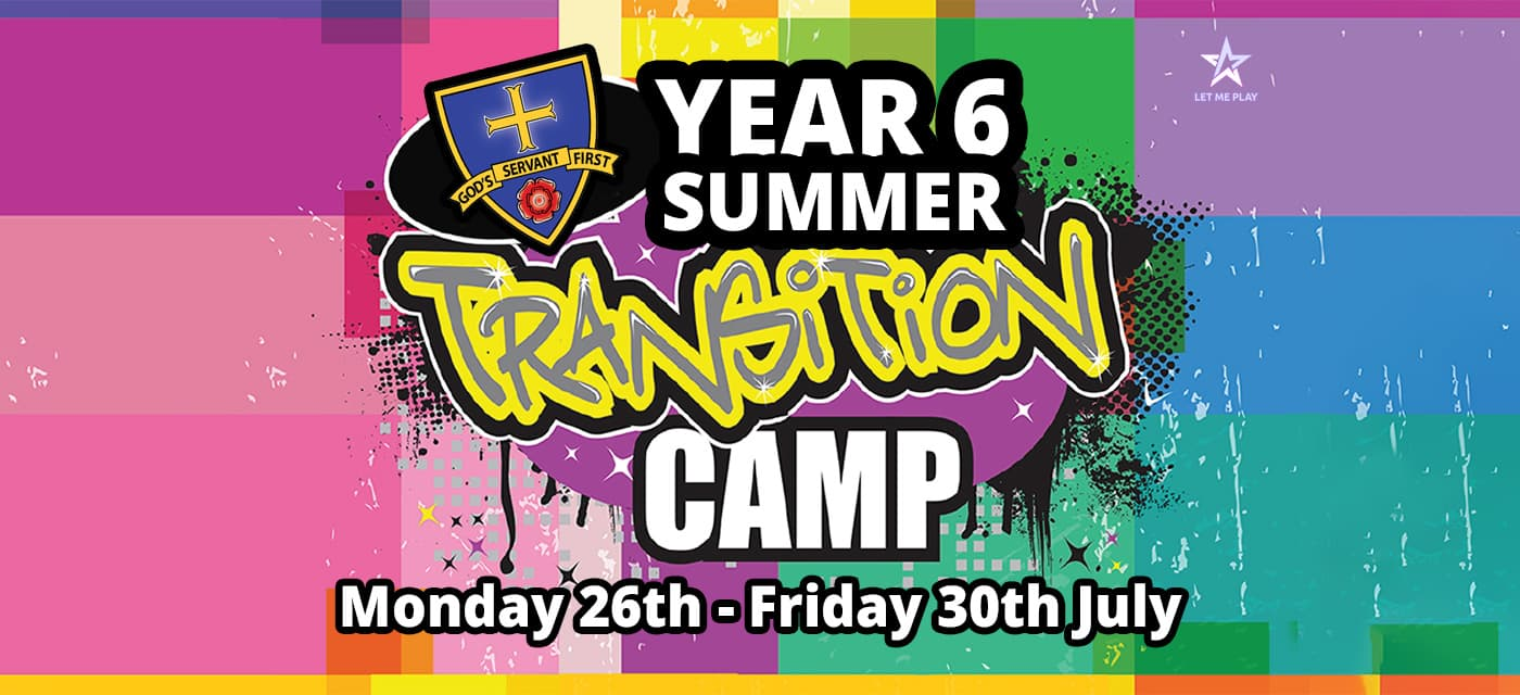 Year 6 Summer Transition Camp