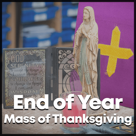 End of Year Mass