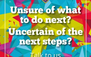 Unsure of what to do next regarding Sixth Form?