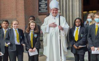 Celebrating Chaplaincy Mass