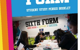 Study Booklets for Sixth Form Students